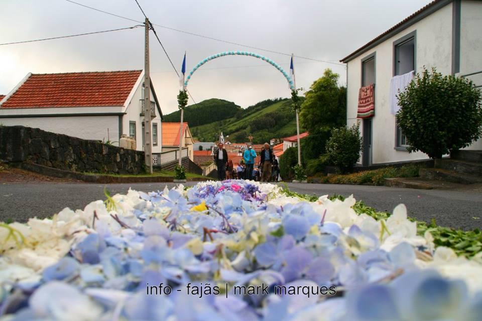 PROCISSÃO DE SÃO JOÃO – Freguesia de Santo Amaro (Ilha São Jorge).