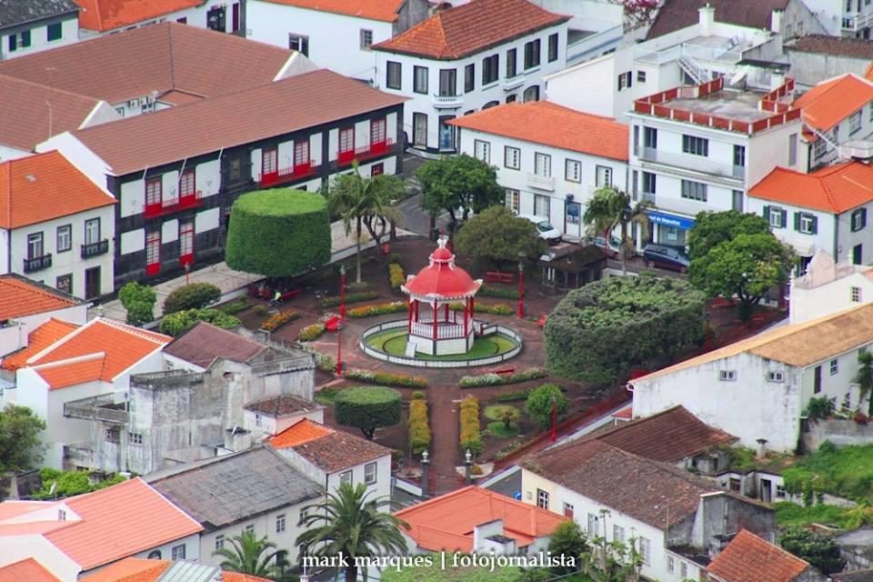 Jardim da República – Vila das Velas, Ilha de São Jorge (Açores)