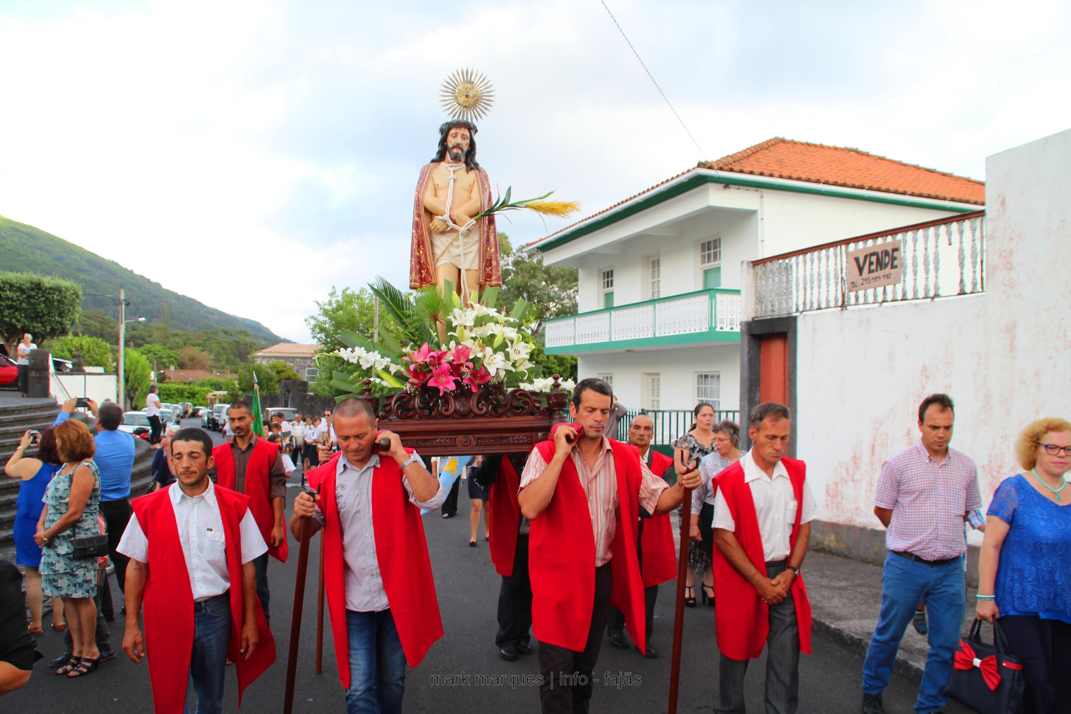 PROCISSÃO DO SENHOR BOM JESUS – URZELINA – Ilha de São Jorge. (reportagem fotográfica)