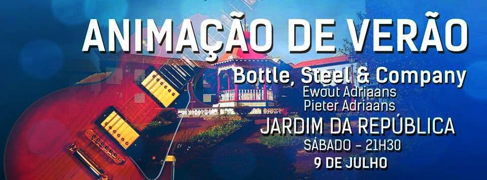 """Música """"Blues & Jazz"""", na Vila das Velas"""