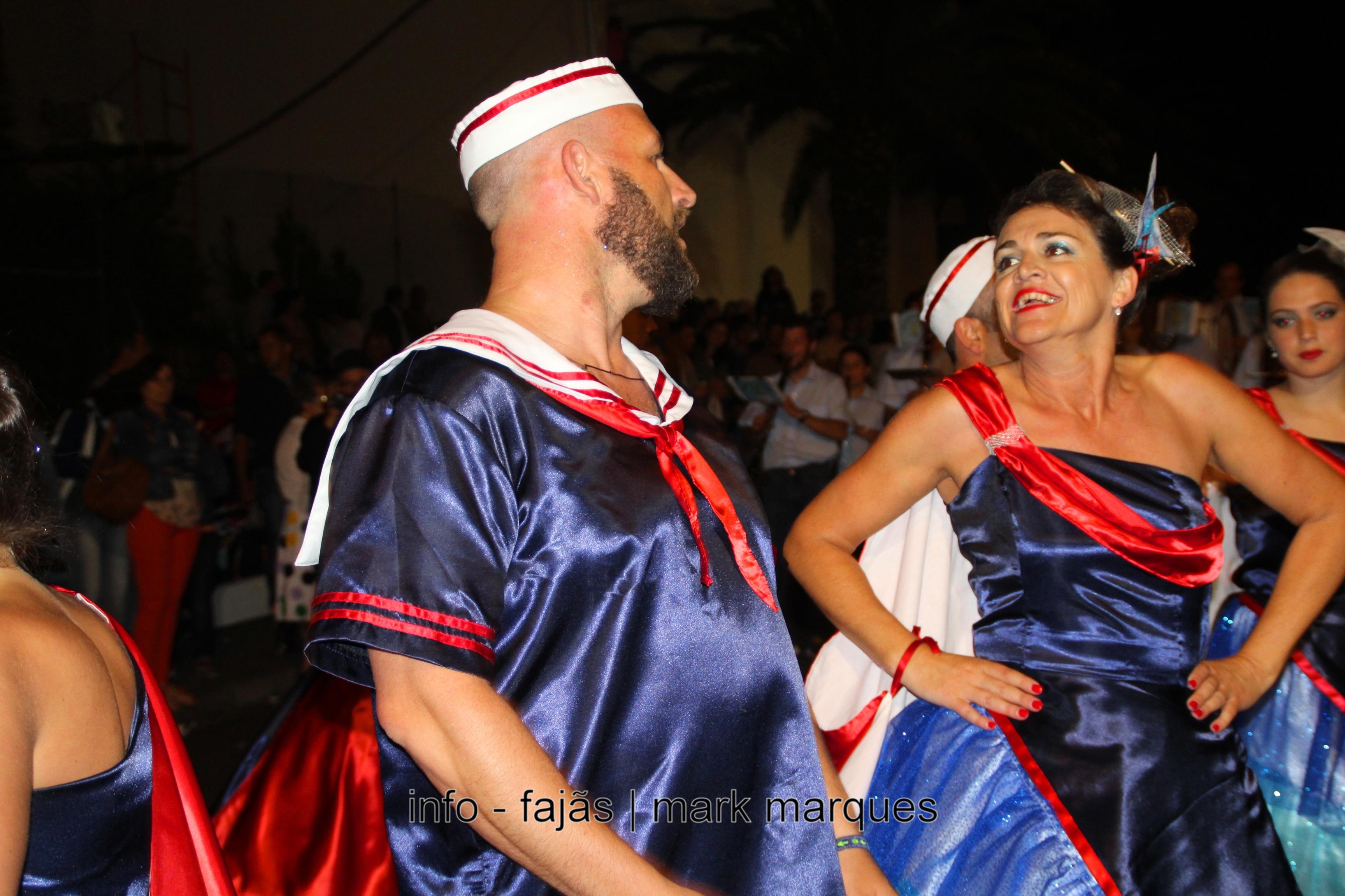 3º Dia da Semana Cultural das Velas. Desfile da Charanga da AHBVV e Marchas Populares das Ilhas de São Jorge, Terceira e Graciosa (reportagem fotográfica)