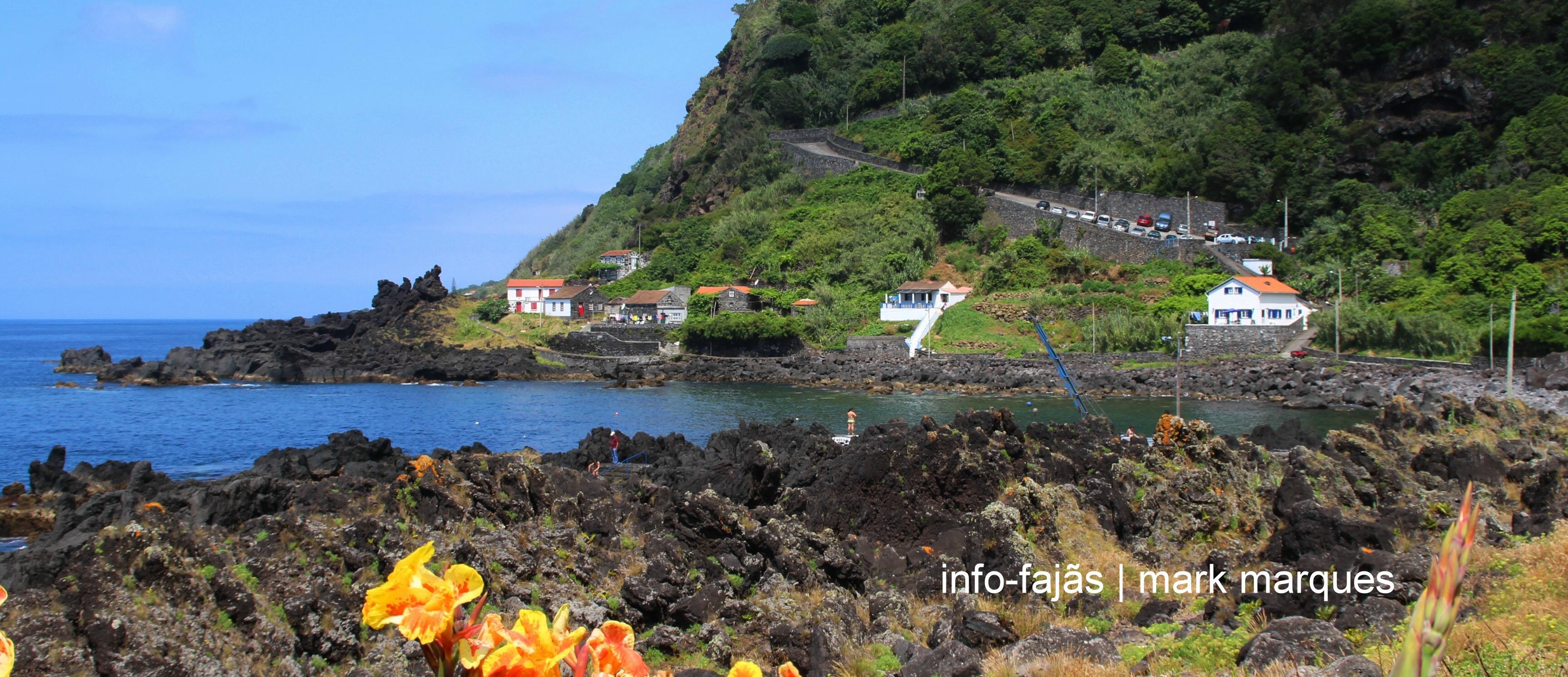 FAJÃ DAS ALMAS – Ilha de São Jorge (Açores)