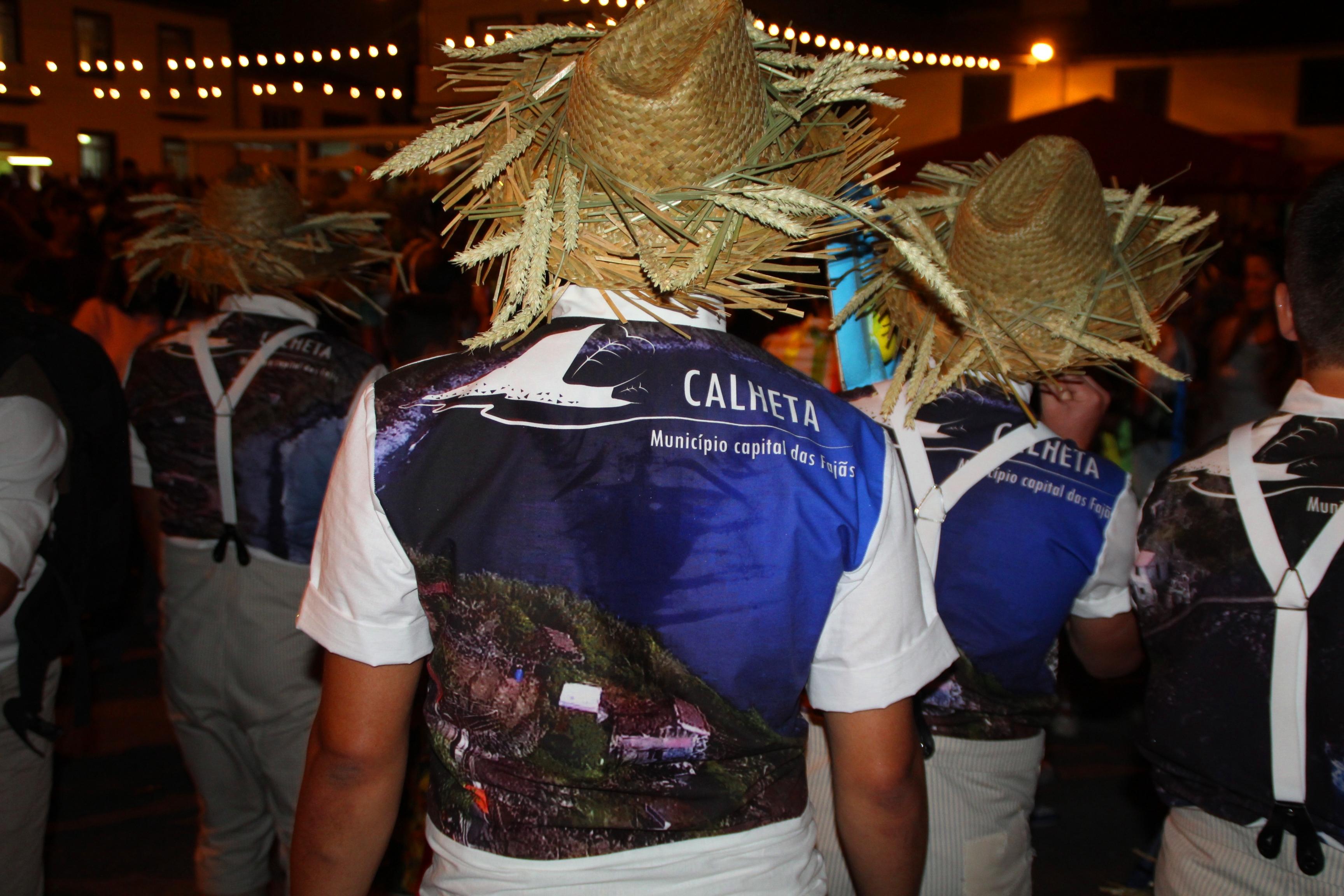 """Marcha Oficial da Calheta """"As Fajãs"""" Festival de Julho 2016 (c/ vídeo)"""