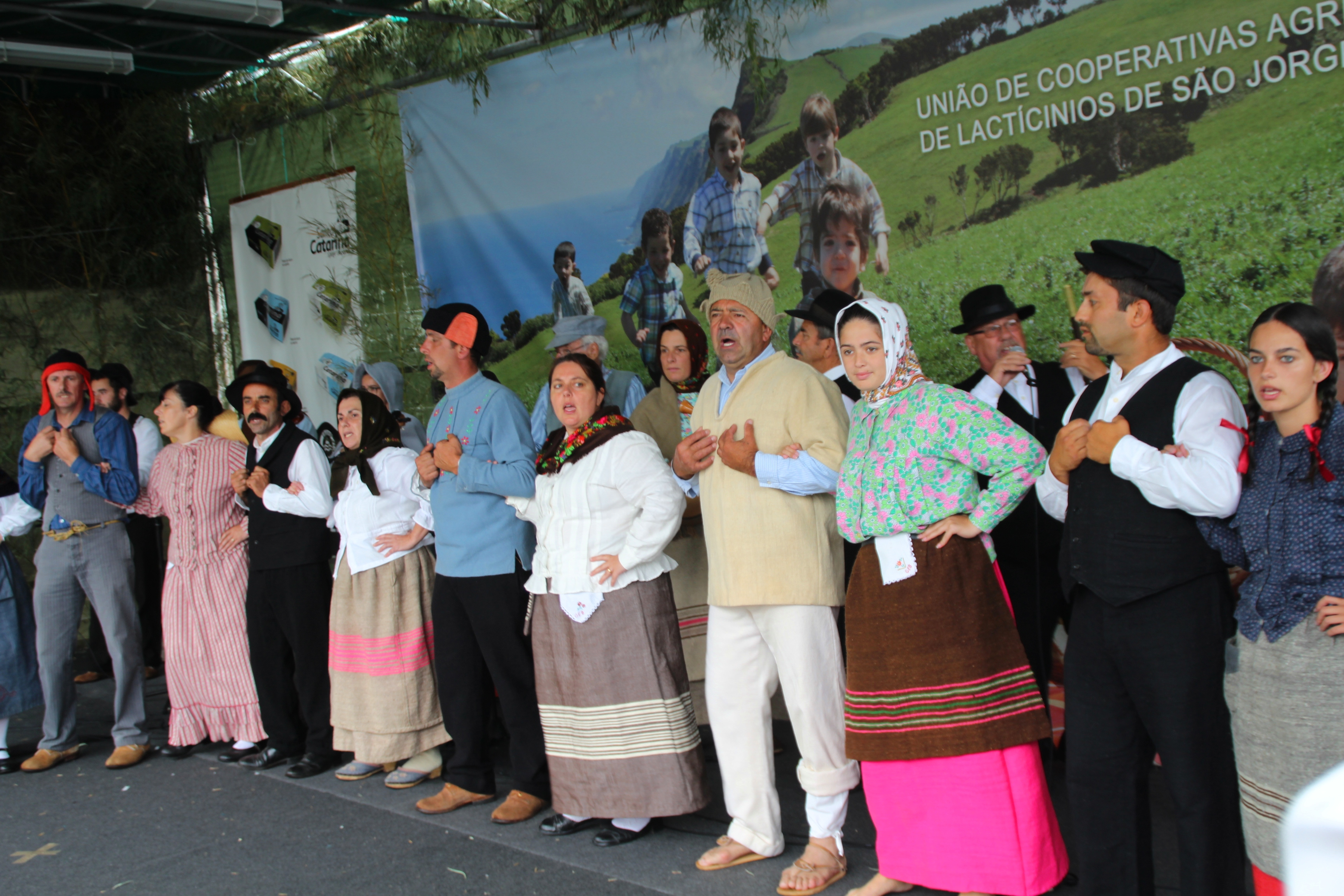 GEB – Grupo Etnográfico da Beira atua no Festival de Julho / 2016 (reportagem fotográfica)
