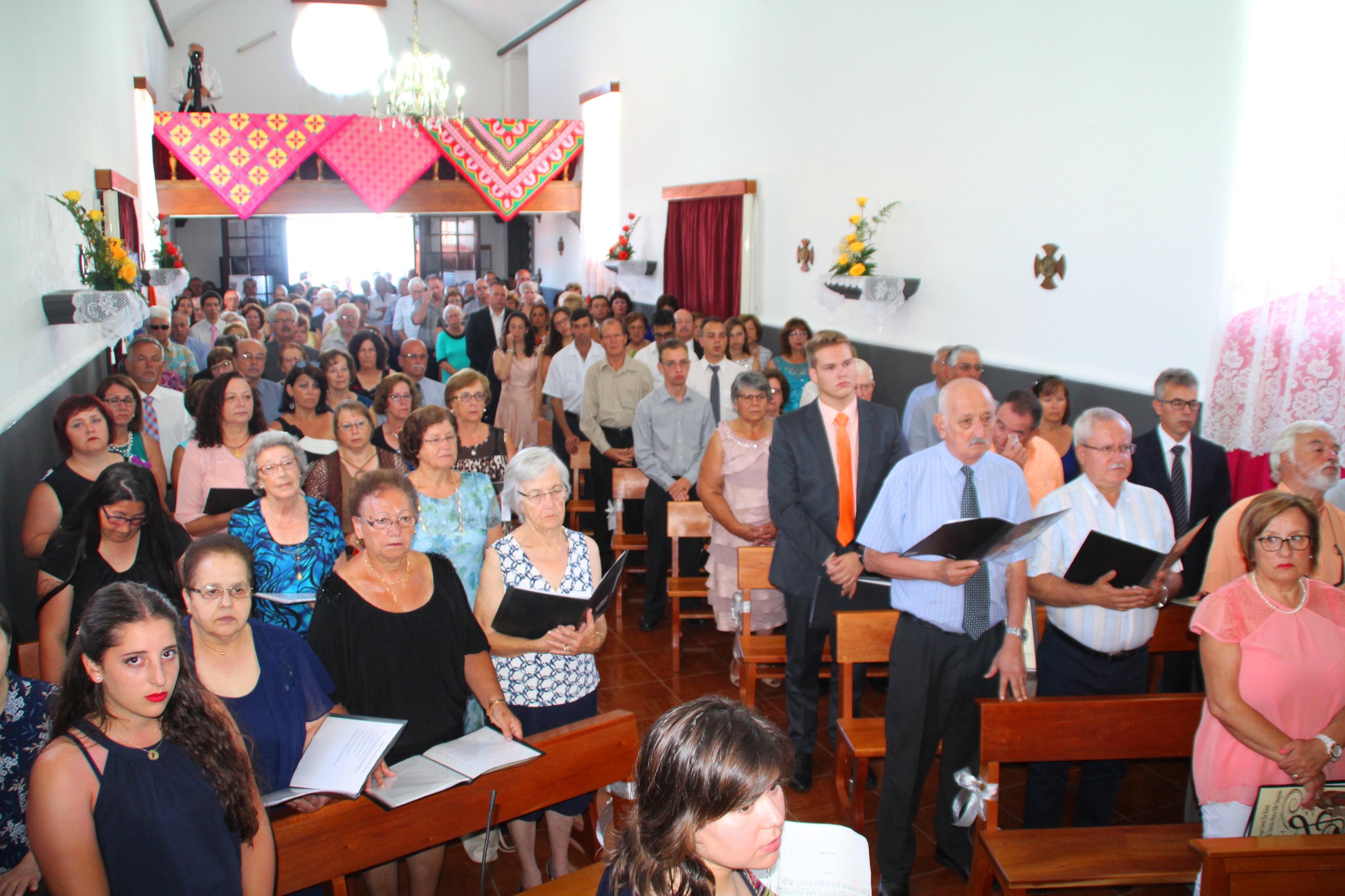 HINO DE SANT`ANA – BEIRA (VELAS) – (Ilha de São Jorge). (c/ vídeo)