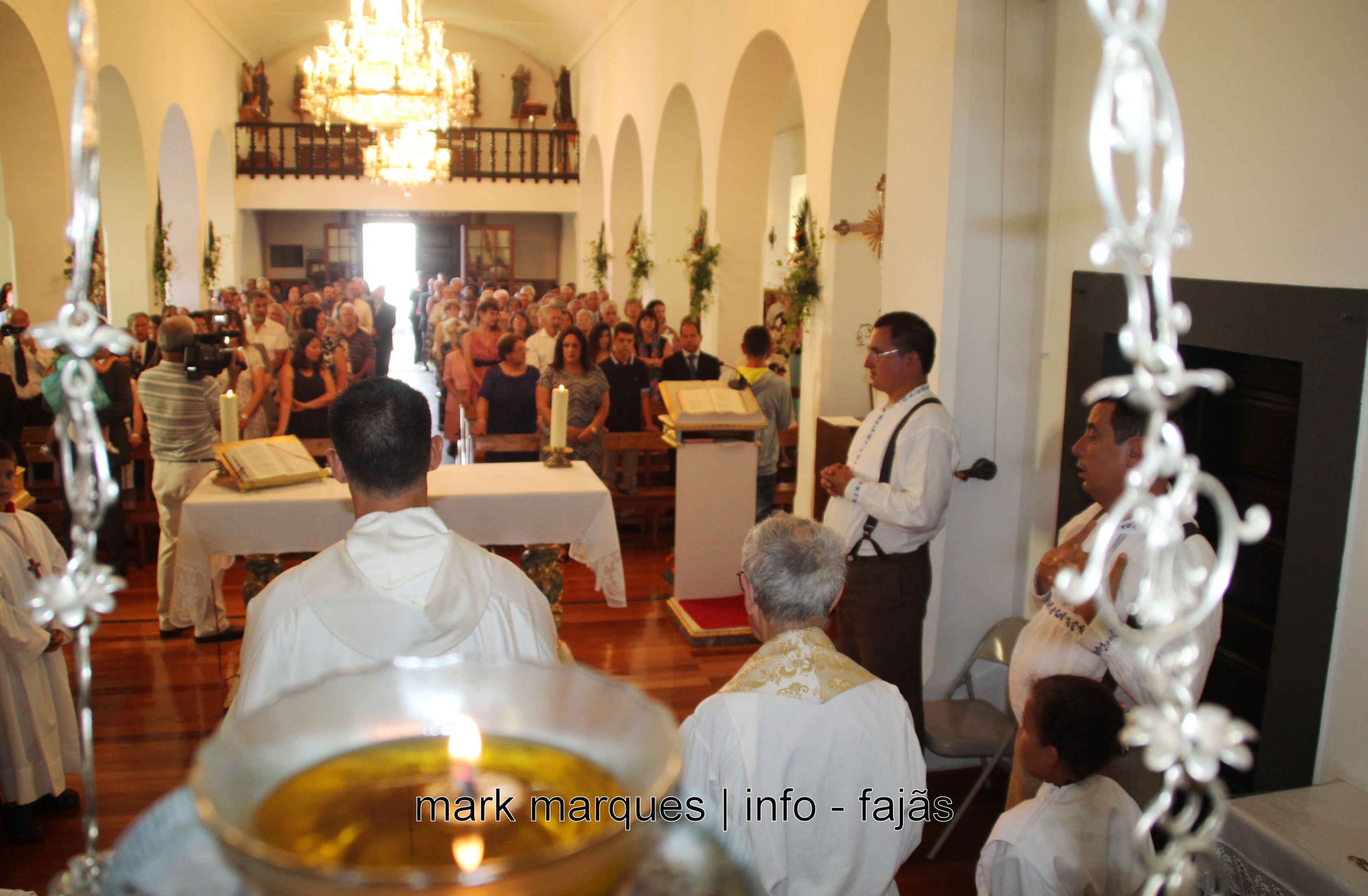 MISSA SOLENE (Nª Srª do ROSÁRIO) ROSAIS – ILHA DE SÃO JORGE (AÇORES) (reportagem fotográfica)