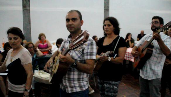 BAILE DE RODA – CASA DO POVO DE VELAS (BEIRA) – FESTA DA SAUDADE. (c/ vídeo)
