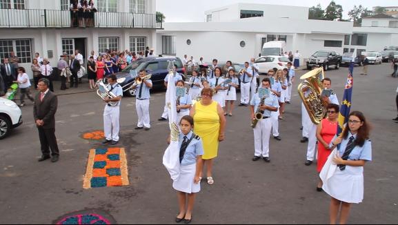 BANDA FILARMÓNICA DE SANTO AMARO – ILHA DE SÃO JORGE (AÇORES) (c/ vídeo)