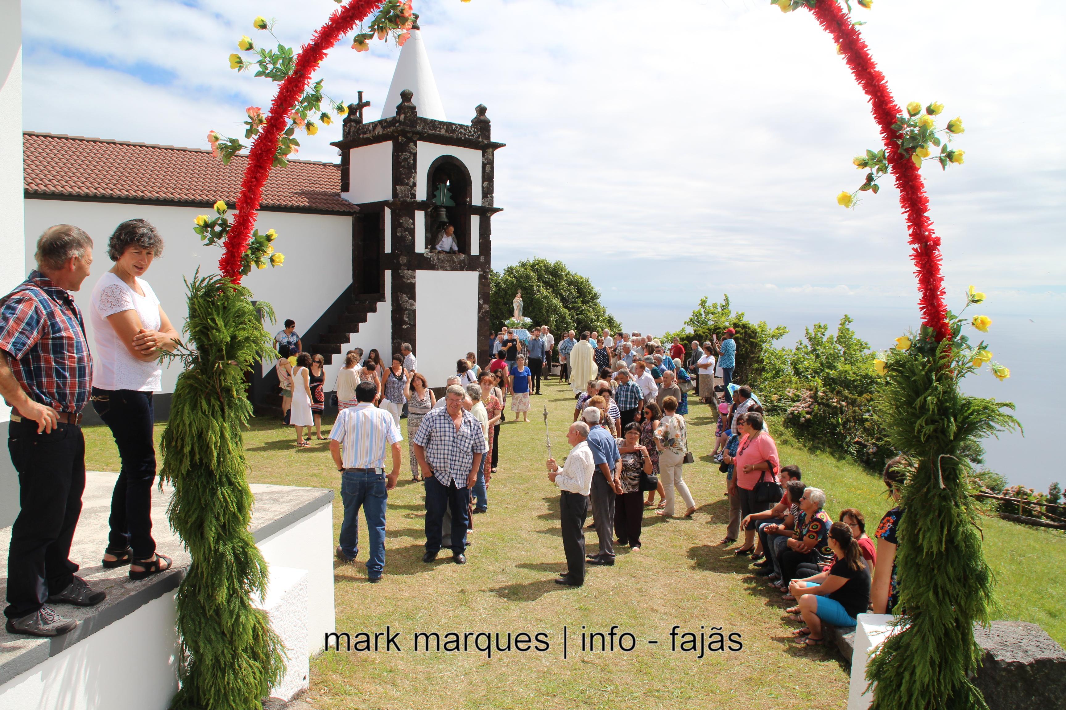 MISSA E PROCISSÃO DE Nª Srª DO LIVRAMENTO – LOURAIS (Ribeira Sêca) (reportagem fotográfica)