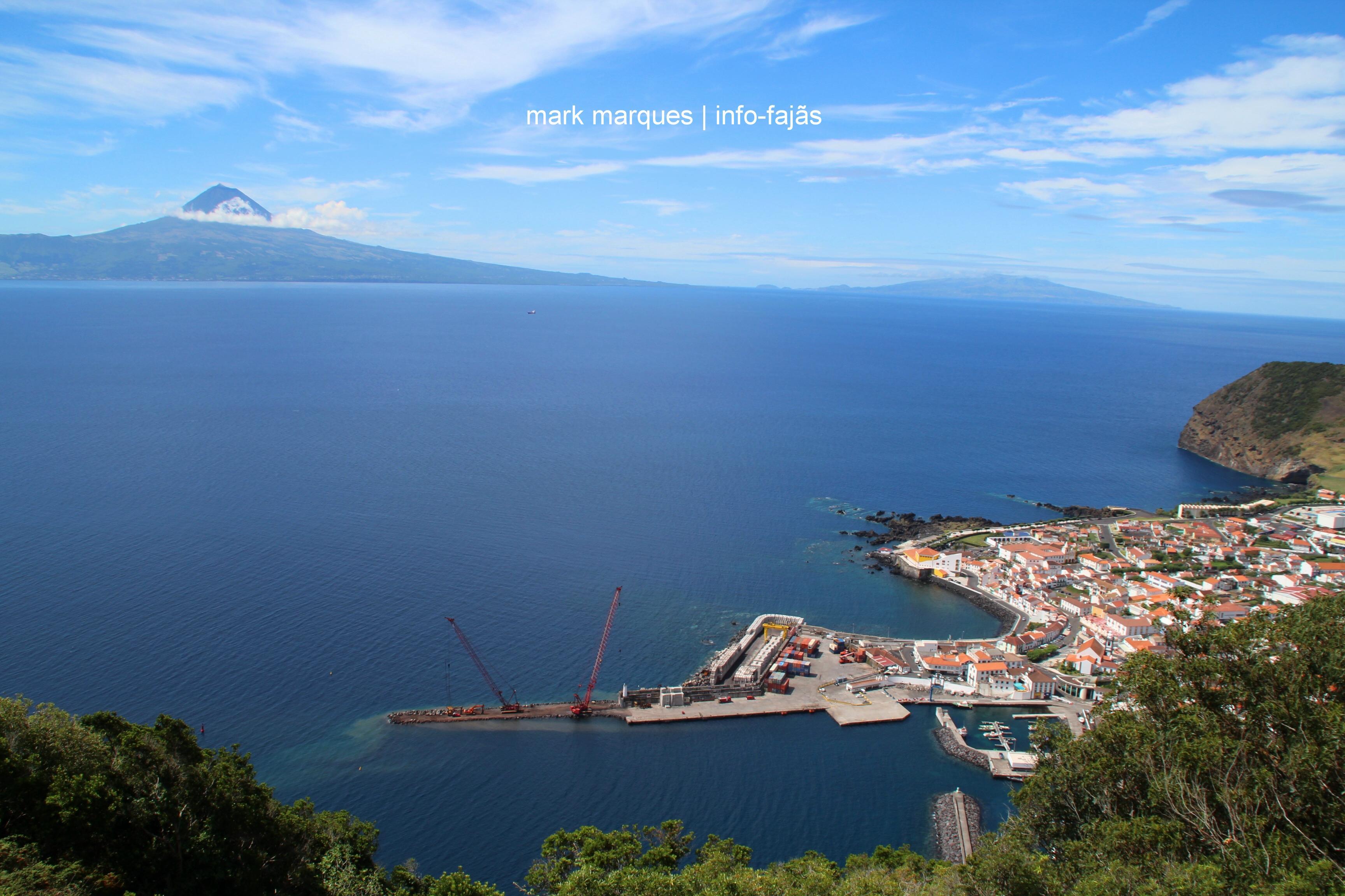 Vila das Velas – Ilha de São Jorge (Açores) – (Ilhas do Triângulo)