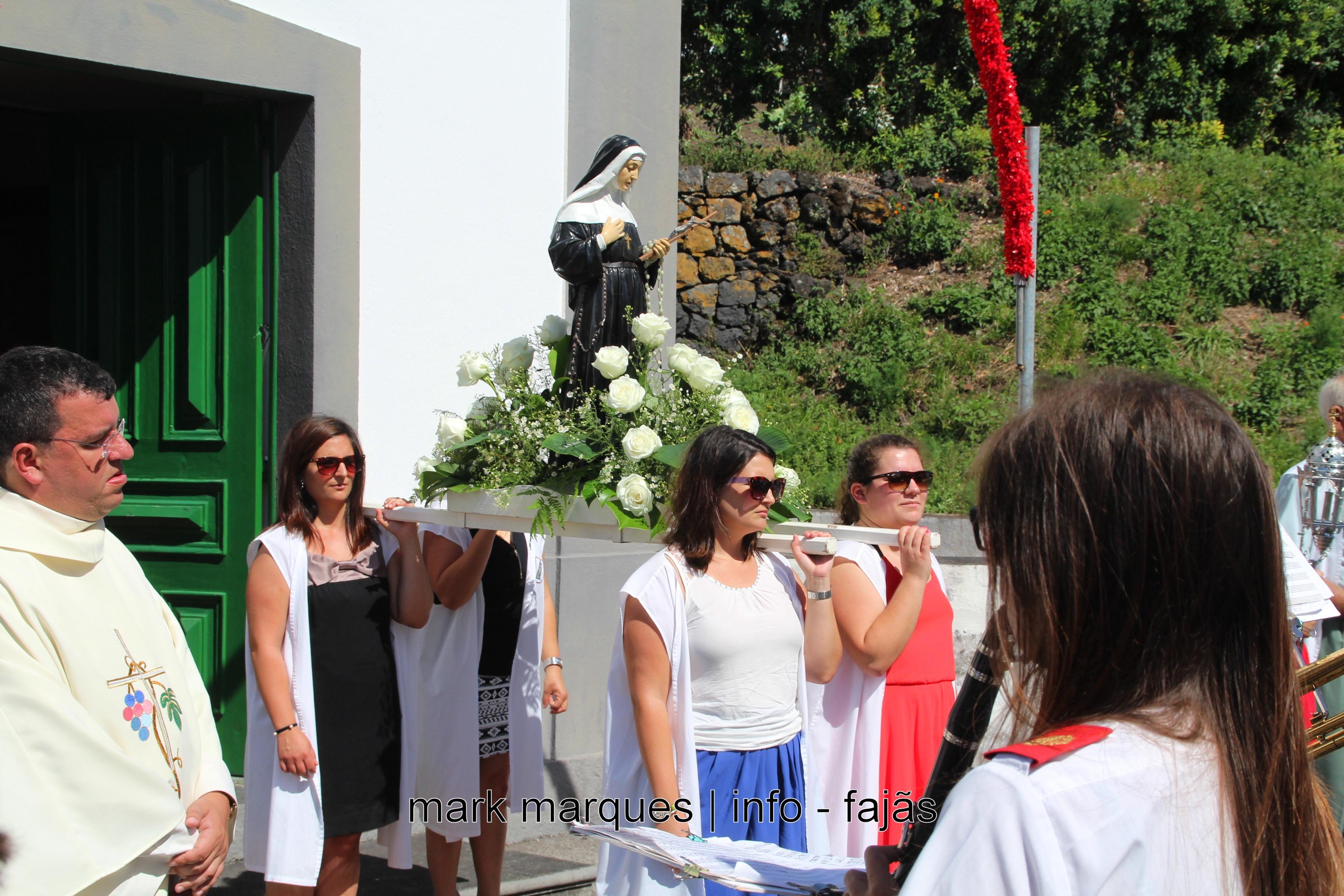 FESTA DE SANTA RITA – MANADAS – ILHA DE SÃO JORGE. (reportagem fotográfica)