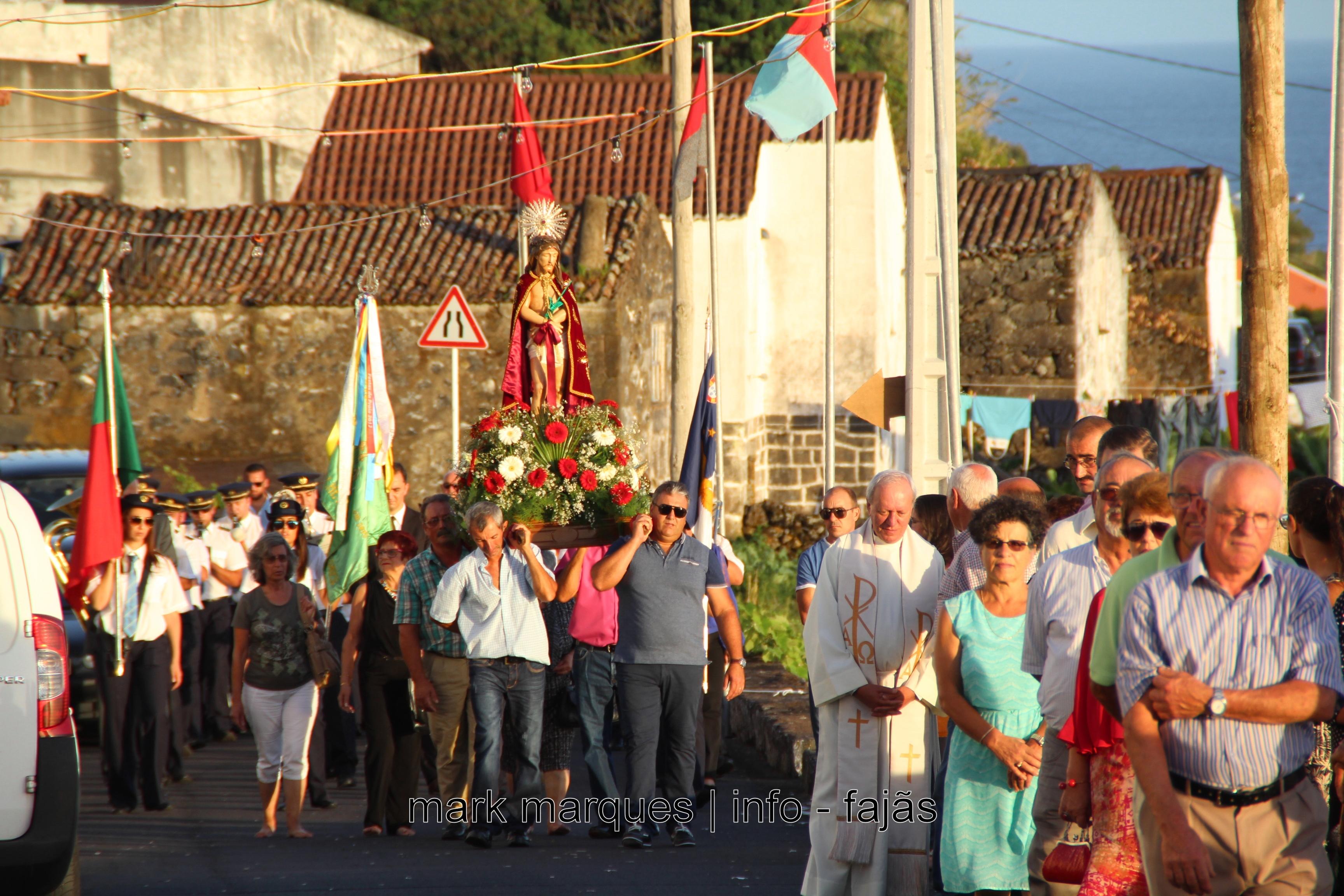 PROCISSÃO DO BOM JESUS – FAJÃ GRANDE / CALHETA – ILHA DE SÃO JORGE. (reportagem fotográfica)