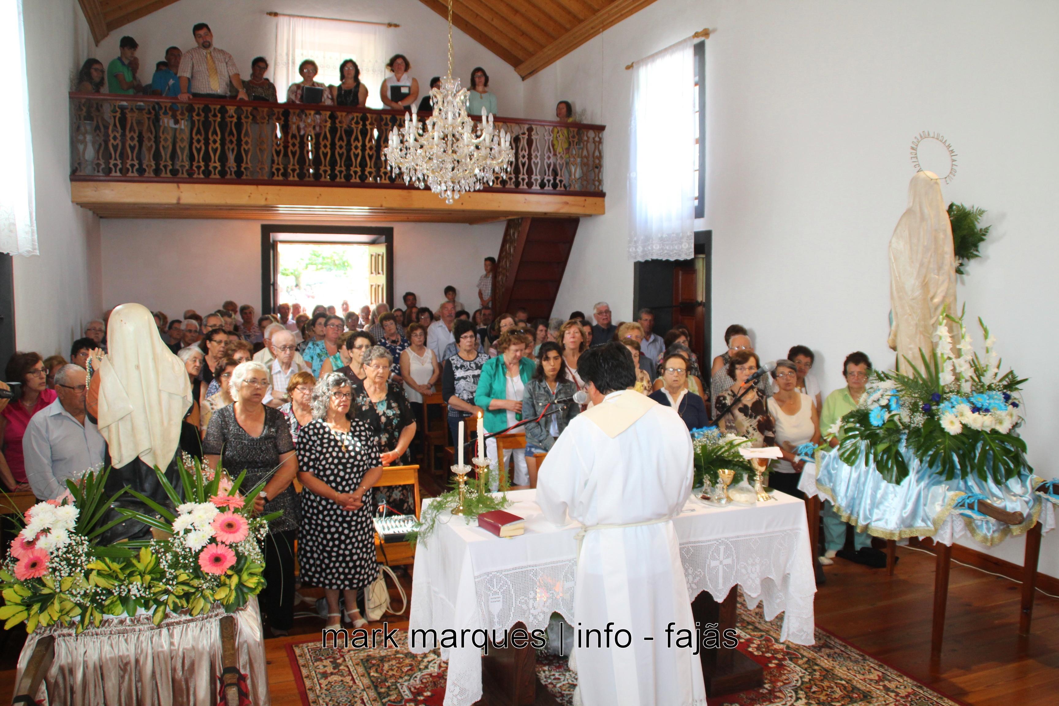 MISSA SOLENE NA FAJÃ DOS CUBRES – ILHA DE SÃO JORGE. (reportagem fotográfica)