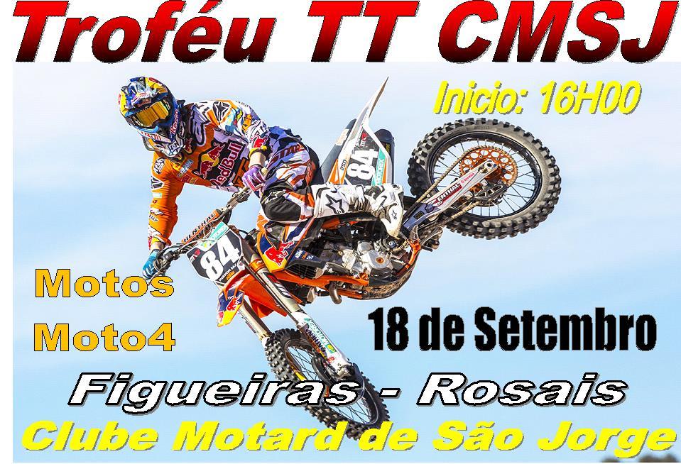 CLUBE MOTARD DE SÃO JORGE PROMOVE TROFÉU TT – ILHA DE SÃO JORGE (18/SET)