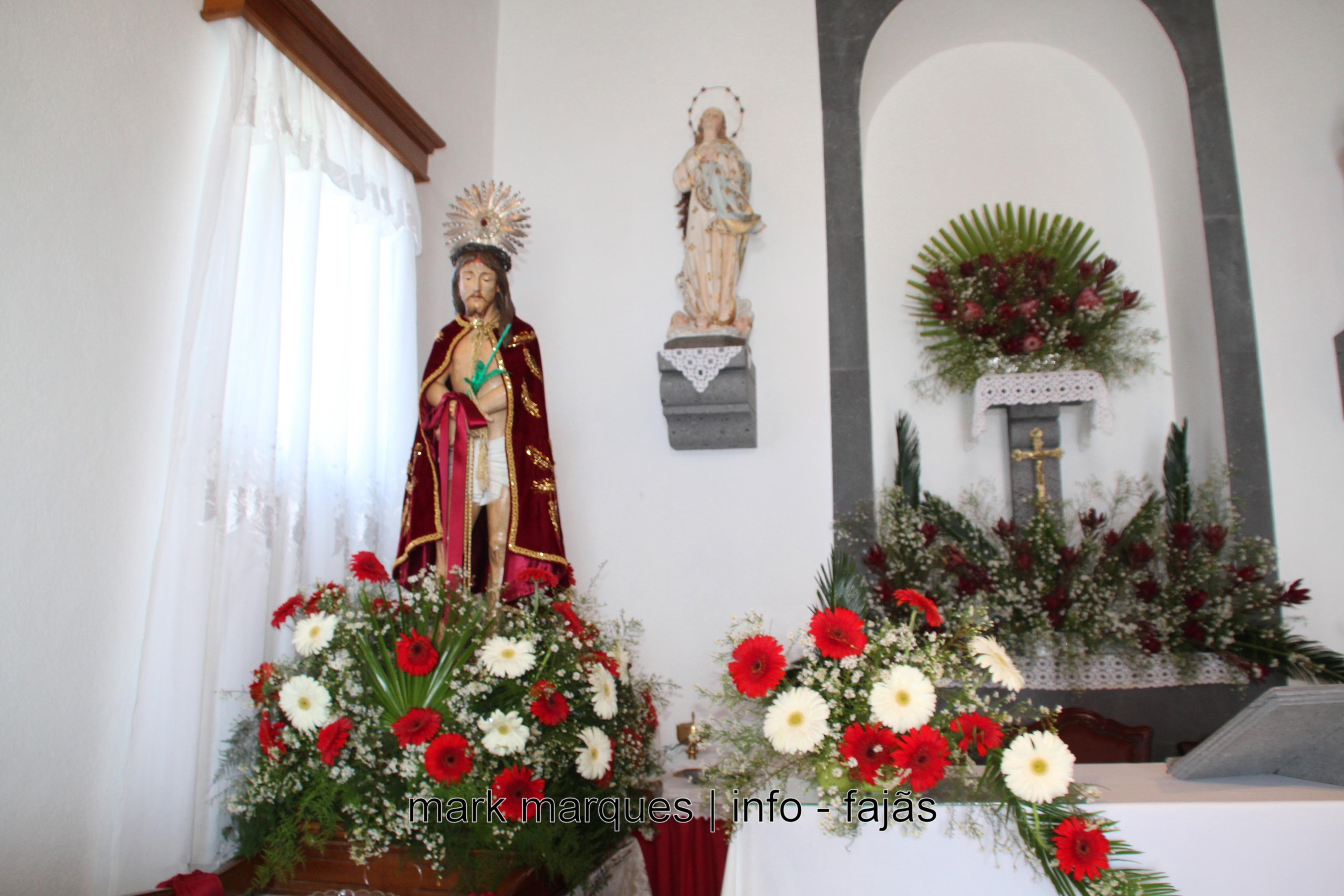 MISSA SOLENE BOM JESUS – FAJÃ GRANDE / CALHETA – ILHA DE S. JORGE. (reportagem fotográfica)