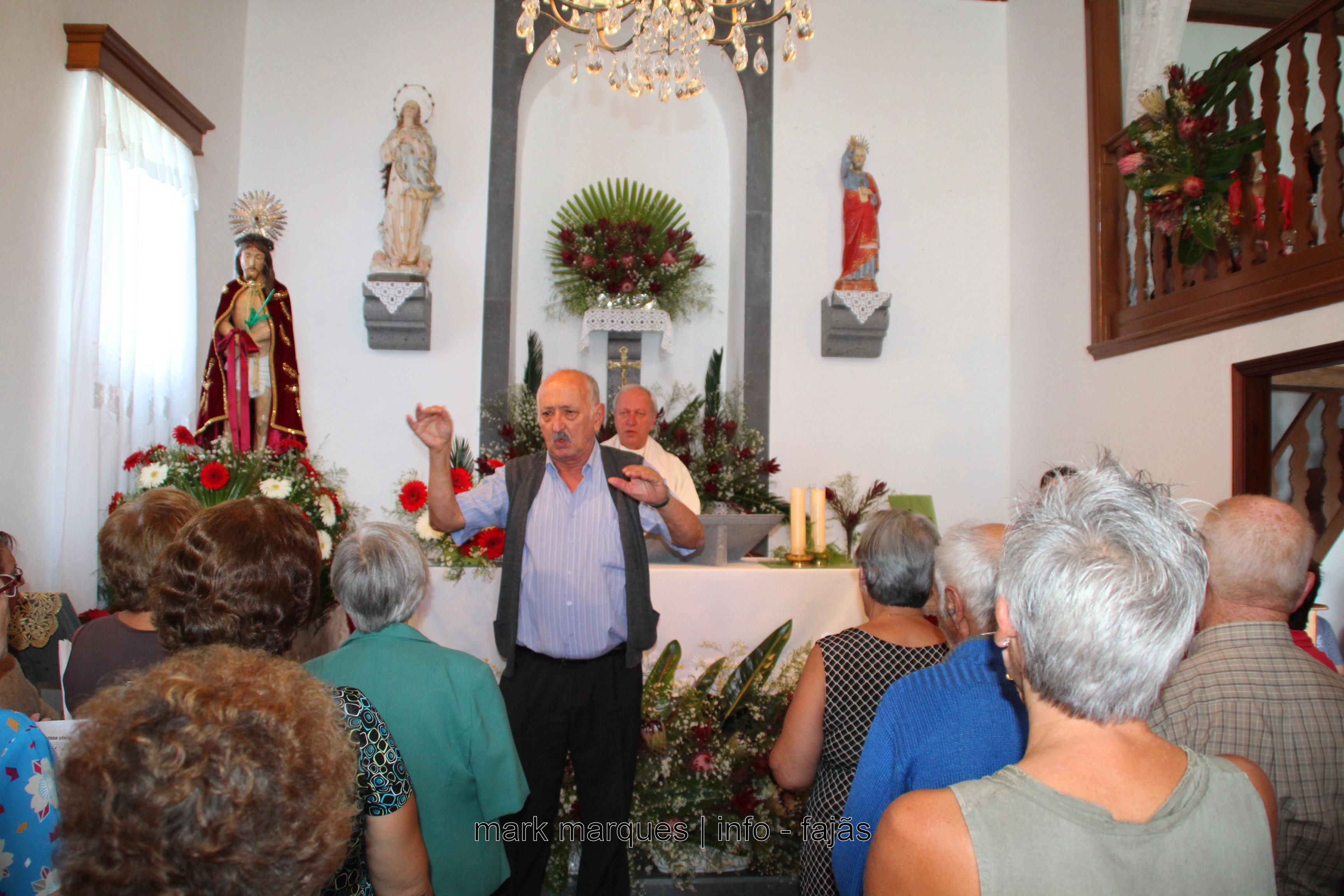 GRUPO CORAL DA CALHETA – FESTA DO BOM JESUS / FAJÃ GRANDE – ILHA DE SÃO JORGE (c/ vídeo)