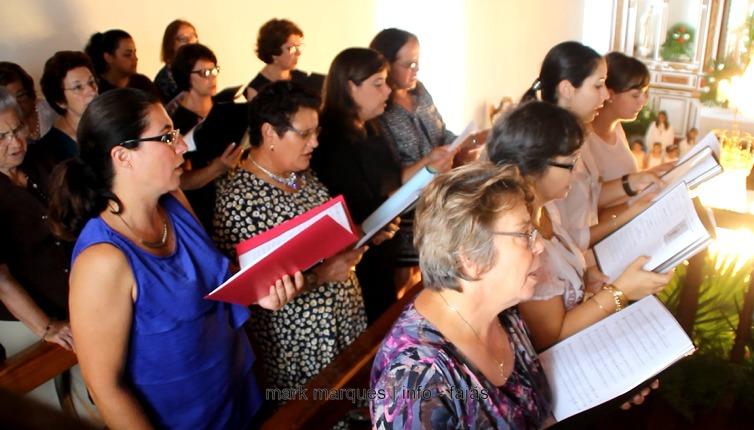 GRUPO CORAL ENTOA HINO DE NOSSA SENHORA DA BOA HORA (BOA HORA / SANTO AMARO) (c/ vídeo)