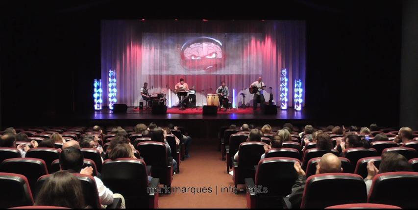 """""""BRAINSTORM"""" EM CONCERTO ACÚSTICO – AUDITÓRIO MUNICIPAL DAS VELAS (c/ vídeo)"""