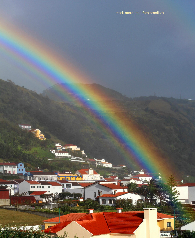 Sete ilhas dos Açores continuam com previsão de chuva, alerta Proteção Civil