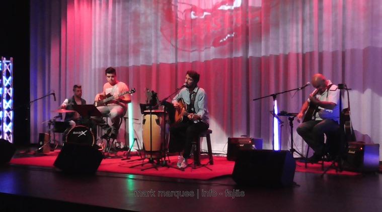 """BANDA JORGENSE """"BRAINSTORM"""" EM CONCERTO – AUDITÓRIO MUNICIPAL DAS VELAS (c/ vídeo)"""