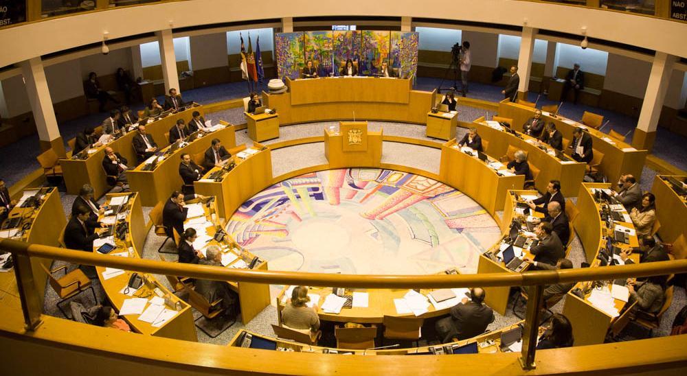 Deputados da Assembleia Legislativa  e XII Governo Regional dos Açores empossados na próxima semana