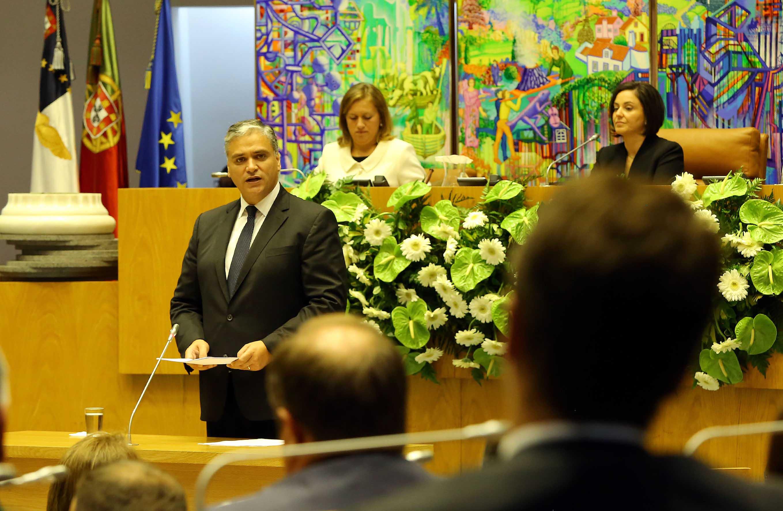 """Vasco Cordeiro defende """"conjugação de vontades"""" em nome da construção do futuro dos Açores"""