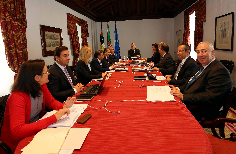 Conselho do Governo aprova Programa do XII Governo dos Açores