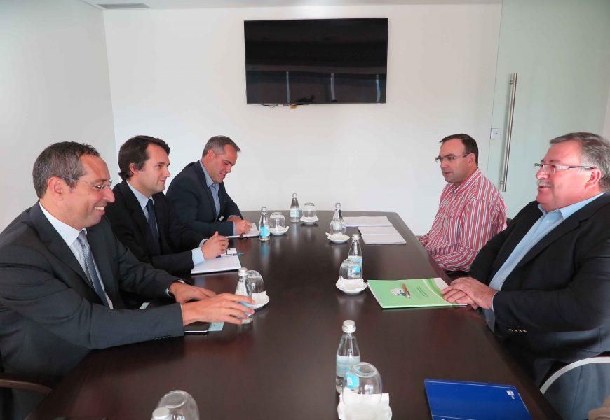 João Ponte diz que o Governo dos Açores vai trabalhar em colaboração com as associações para o desenvolvimento do setor agrícola