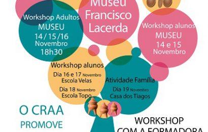 Museu Francisco de Lacerda e Centro Regional de Apoio ao Artesanato promovem Oficina de Cerâmica – Ilha de São Jorge