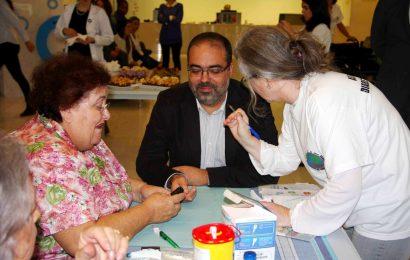 Secretário Regional da Saúde destaca importância da prevenção da diabetes