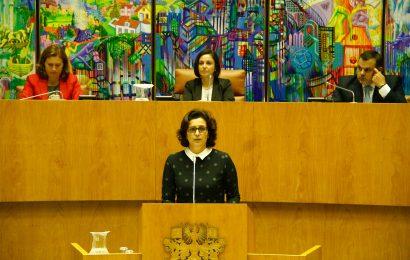 Combate à pobreza e exclusão social será principal eixo de intervenção em Solidariedade Social, frisa Andreia Cardoso