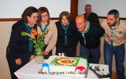 BODAS DE PRATA – AGRUPAMENTO 975 DE ROSAIS – ILHA DE SÃO JORGE. (reportagem fotográfica)