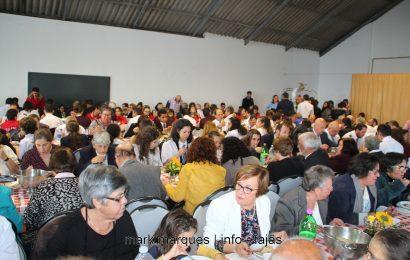 MUNICÍPIO DA CALHETA OFERECE ALMOÇO À POPULAÇÃO EM DIA DA PADROEIRA SANTA CATARINA – ILHA DE SÃO JORGE (reportagem fotográfica)