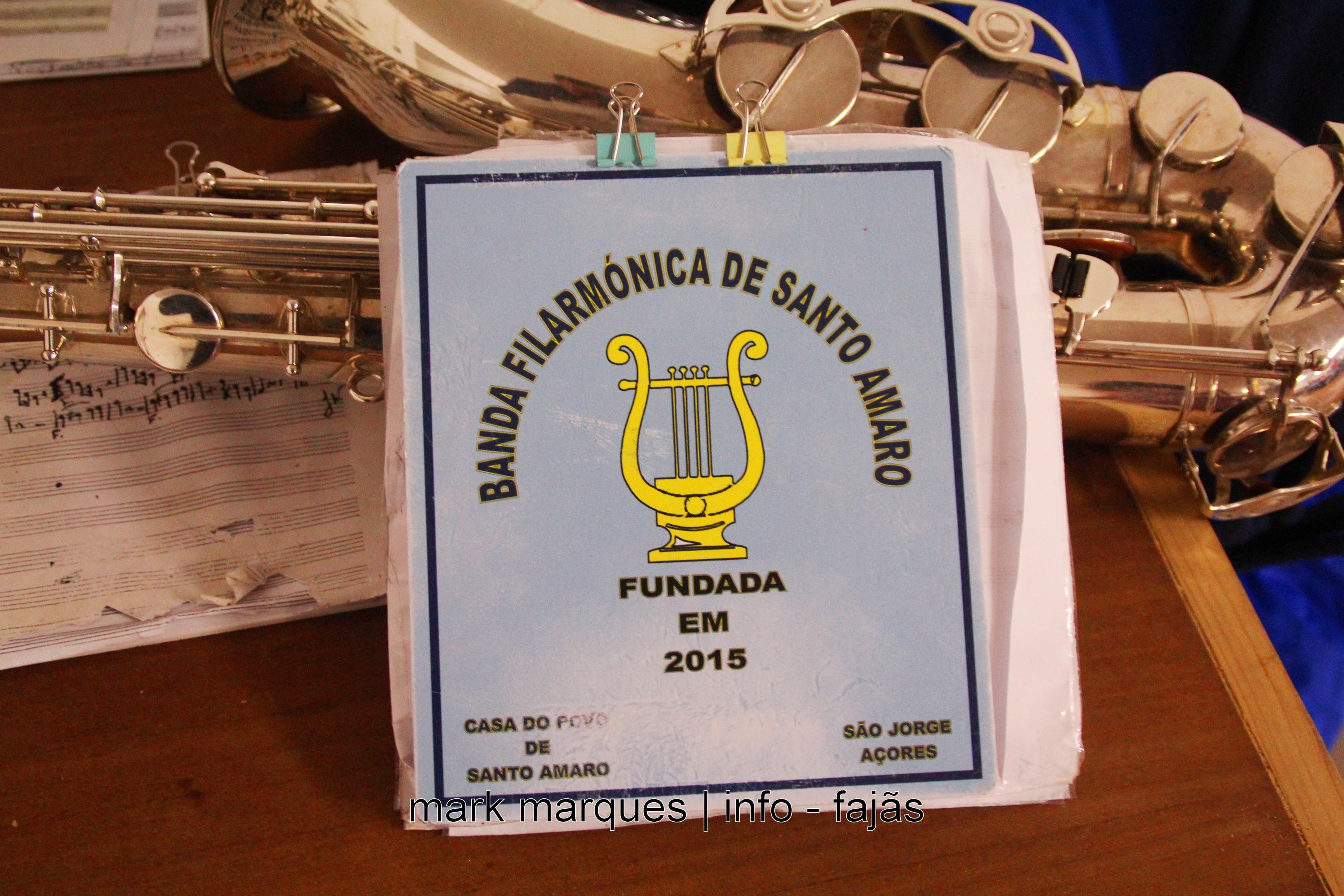 BANDA FILARMÓNICA DE SANTO AMARO CELEBRA ANIVERSÁRIO – Ilha de São Jorge (reportagem fotográfica)