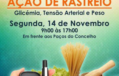 DIA MUNDIAL DA DIABETES / RASTREIO / ILHA DE SÃO JORGE (14. Novembro)