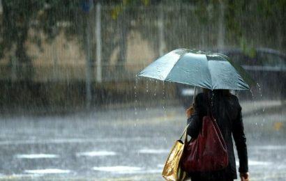 Proteção Civil alerta para previsão de chuva forte no Grupo Oriental (São Miguel e Santa Maria)