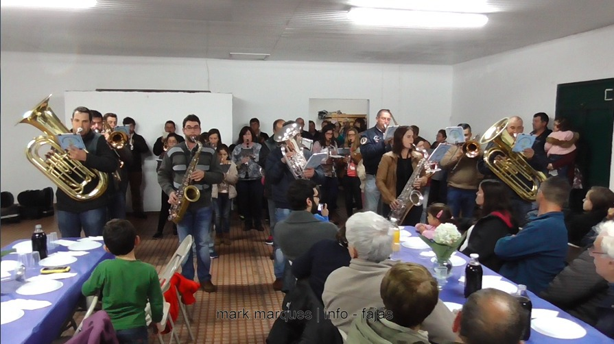 BANDA FILARMÓNICA DE SANTO AMARO CELEBRA ANIVERSÁRIO – ILHA DE SÃO JORGE. (c/ vídeo)