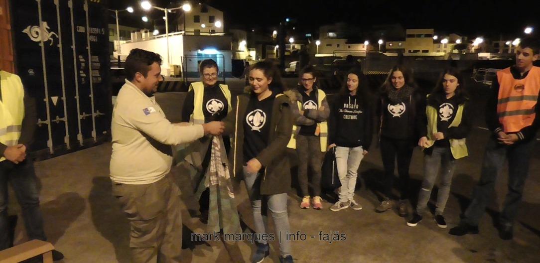 BRIGADAS NOCTURNAS SALVAM CAGARROS – ILHA DE SÃO JORGE (c/ vídeo)