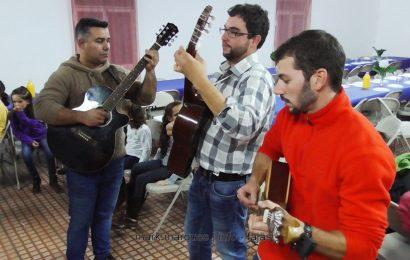 """""""CHAMARRITA"""" – FESTA DO ANIVERSÁRIO DA BANDA FILARMÓNICA DE SANTO AMARO – ILHA DE SÃO JORGE. (c/ vídeo)"""