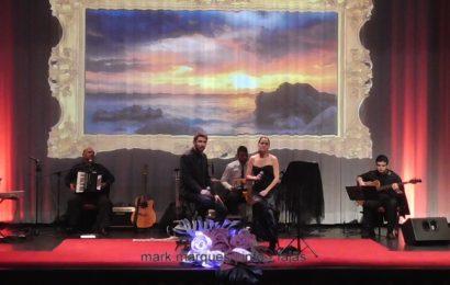 """DUO """"LINA MONTEIRO E MARCELO MACIEL"""" – AUDITÓRIO MUNICIPAL – ILHA DE SÃO JORGE (c/ vídeo)"""