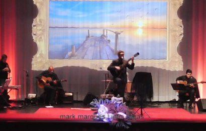 """""""MARCELO MACIEL"""", ATUA NO AUDITÓRIO MUNICIPAL DAS VELAS – ILHA DE SÃO JORGE. (c/ vídeo)"""
