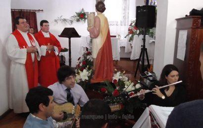 """GRUPO CORAL ENTOA """"HINO DE SANTA BÁRBARA"""" – MANADAS – ILHA DE SÃO JORGE (c/ vídeo)"""