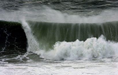 Forte agitação marítima no Grupo Ocidental (Ilhas das Flores e Corvo)