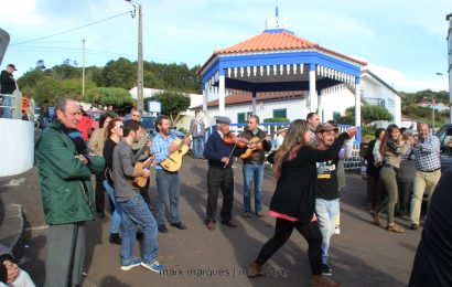 """""""CHAMARRITA"""" – Festa de Santo Antão na freguesia dos Rosais – Ilha de São Jorge (c/ vídeo)"""