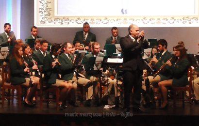 """""""NOVA ALIANÇA"""" interpreta MARCHA RADETZKY – Concerto de Ano Novo – Auditório Municipal das Velas."""