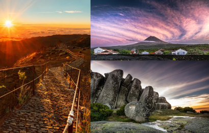 Três portugueses vencem o Concurso de Fotografia Montanha – Ilha do Pico