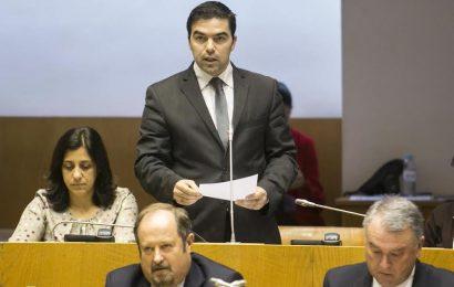 Devemos assegurar a segurança no transporte escolar, afirma André Rodrigues
