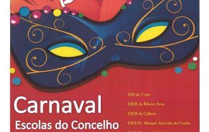 DESFILE DE CARNAVAL 2017 ESCOLAS DO CONCELHO – VILA DA CALHETA – ILHA DE SÃO JORGE (dia 24 – sexta-feira)