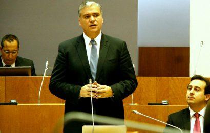 Governo está a trabalhar com propostas muito claras para defender o Mar dos Açores, afirma Vasco Cordeiro