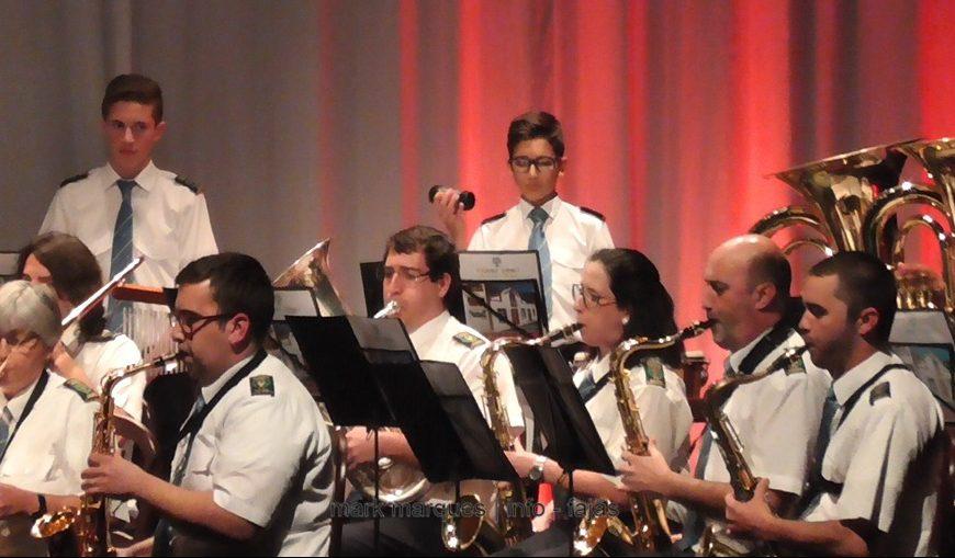"""""""MORNAS E COLADERAS"""" – Concerto da Banda Filarmónica Estímulo (Calheta) – Auditório Municipal das Velas (c/ vídeo)"""